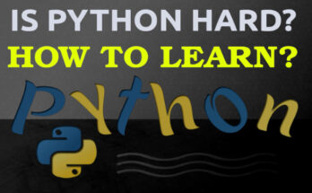is python hard to learn